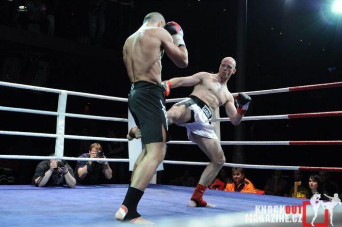 Trening sportowy - Strefa zawodnika Marcin