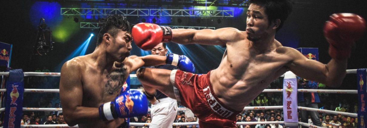 Psychika w sportach walki